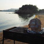 夏の始まり。島体験。2015.7.19〜